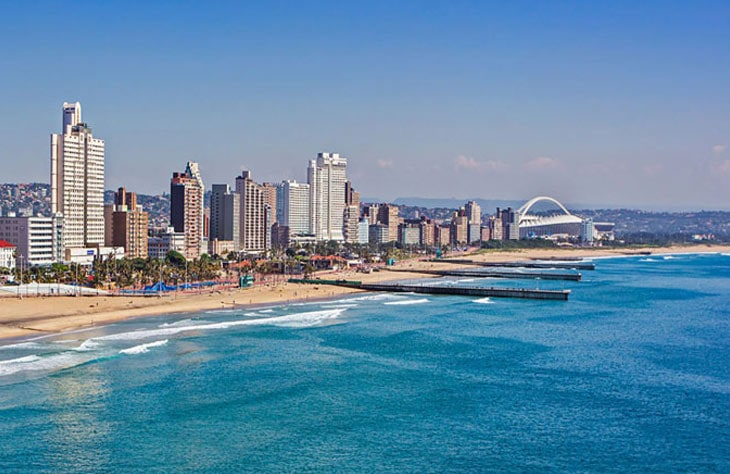 best flight fare from london to Durban