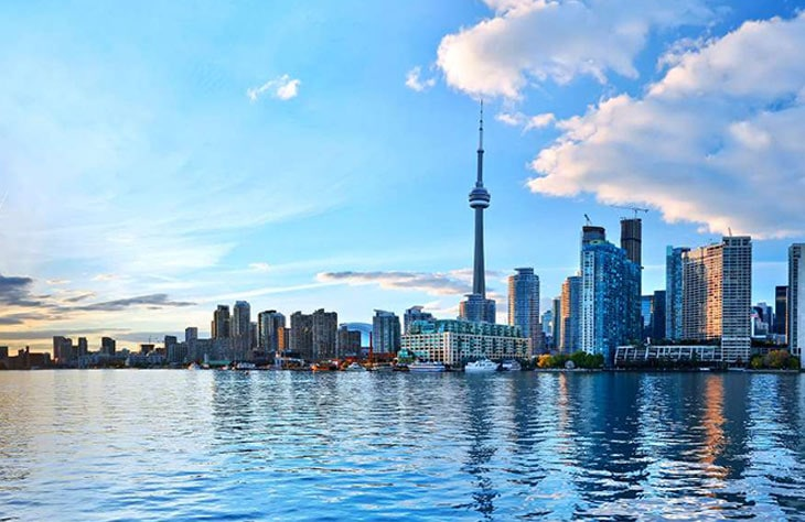 best flight fare from london to Toronto